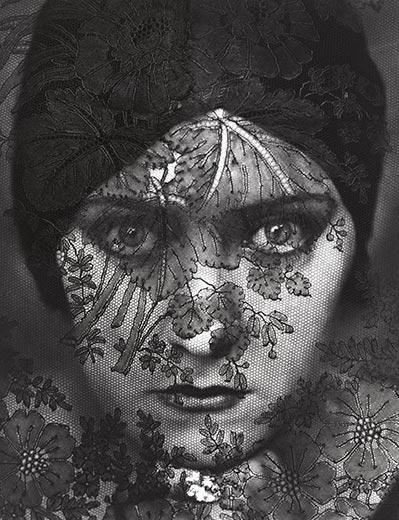 Edward Steichen, 'Gloria Swanson', 1924, printed 1960s, gelatin silver print, New York, MoMA.