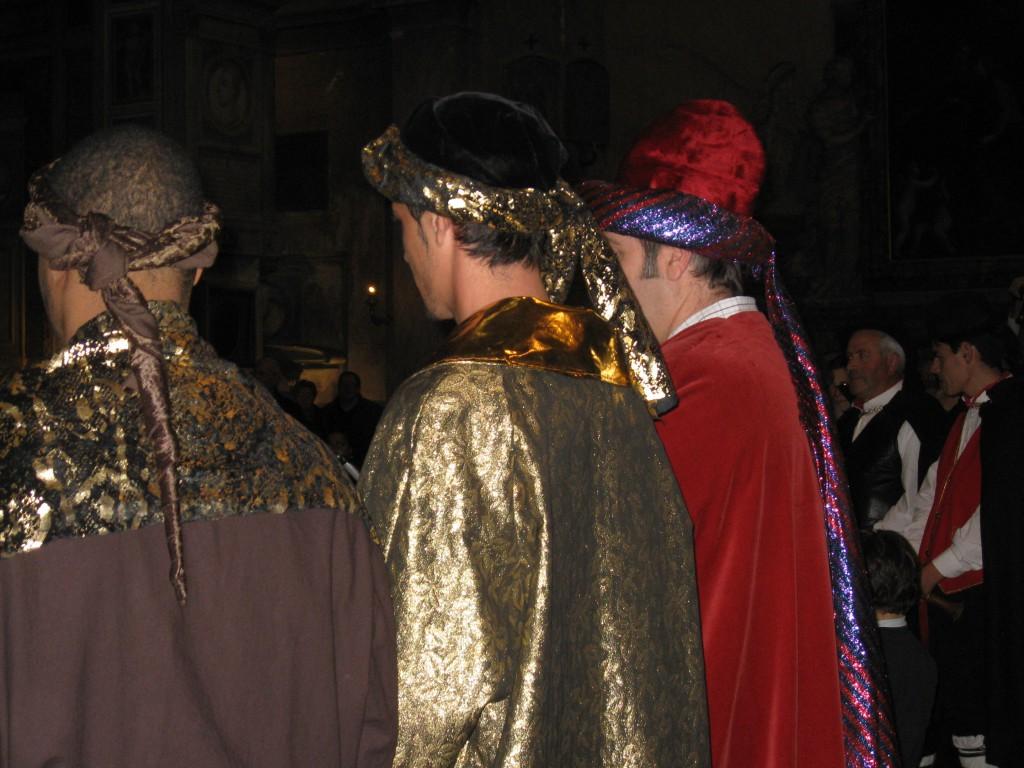S. Maria del Popolo, Rome. (© Denise M Taylor, 2009)
