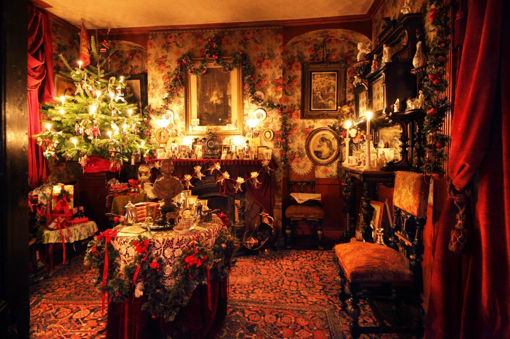 Christmas at Dennis Severs' House, ©Roelof Bakker