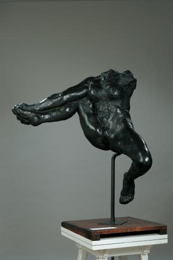 Auguste Rodin, 'Iris, Messenger of the Gods', c. 1895, bronze, Musée Rodin, Paris